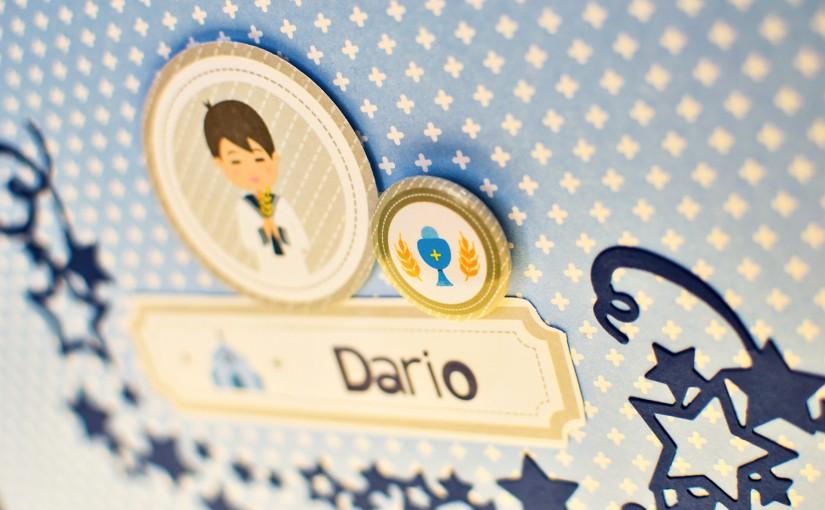 El libro de firmas de Dario