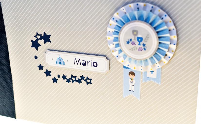 El libro de firmas de Mario