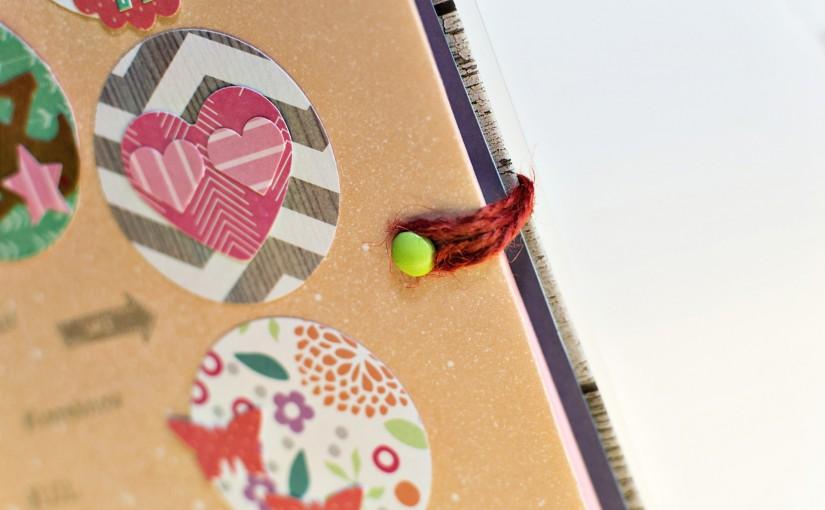 Un cuaderno especial para Ana
