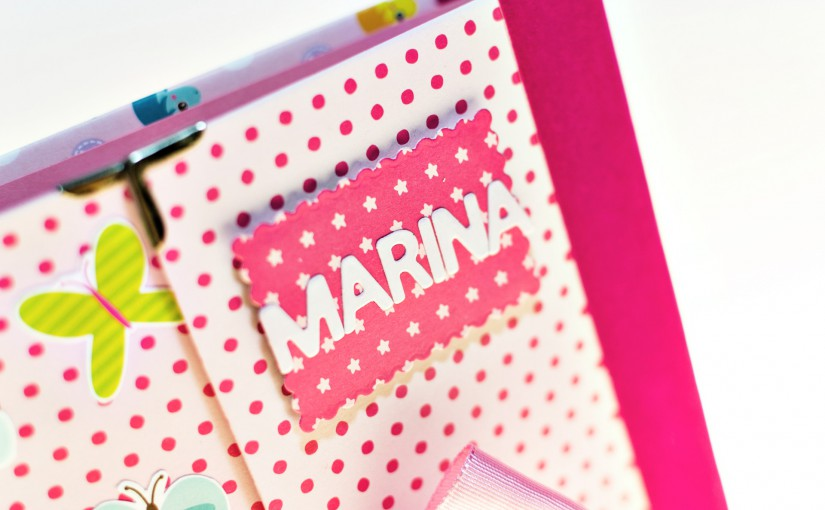 Un diario rosa para Marina