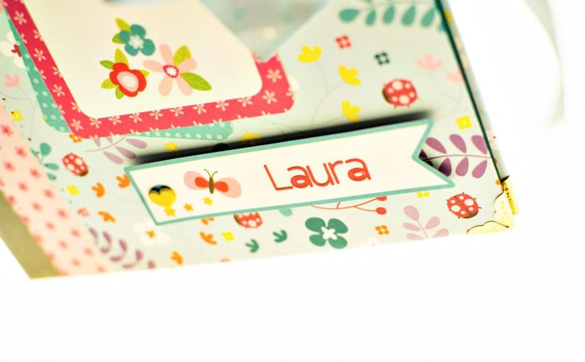 … y el cuaderno de Laura