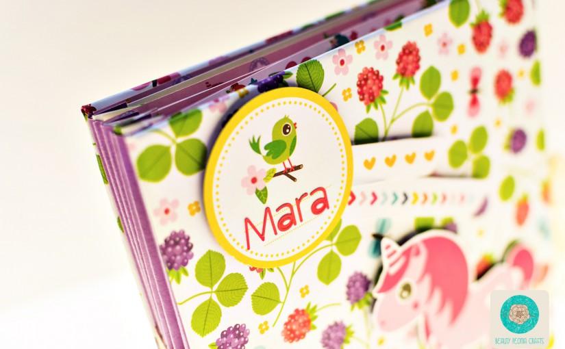 Mini álbum Mara