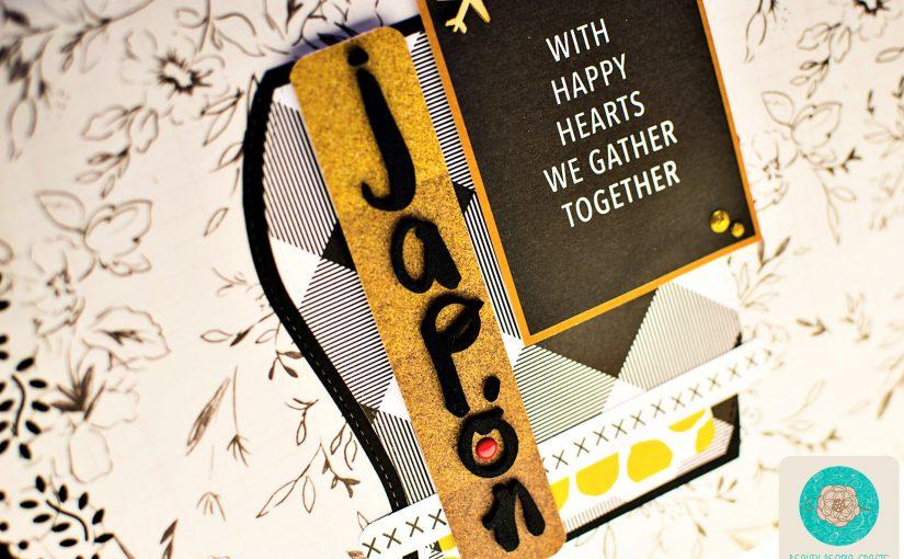 El álbum para un viaje a Japón, que nunca llegó a sus dueños…