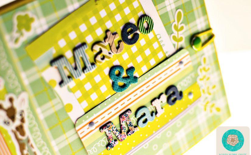 El álbum de Mateo & Mara
