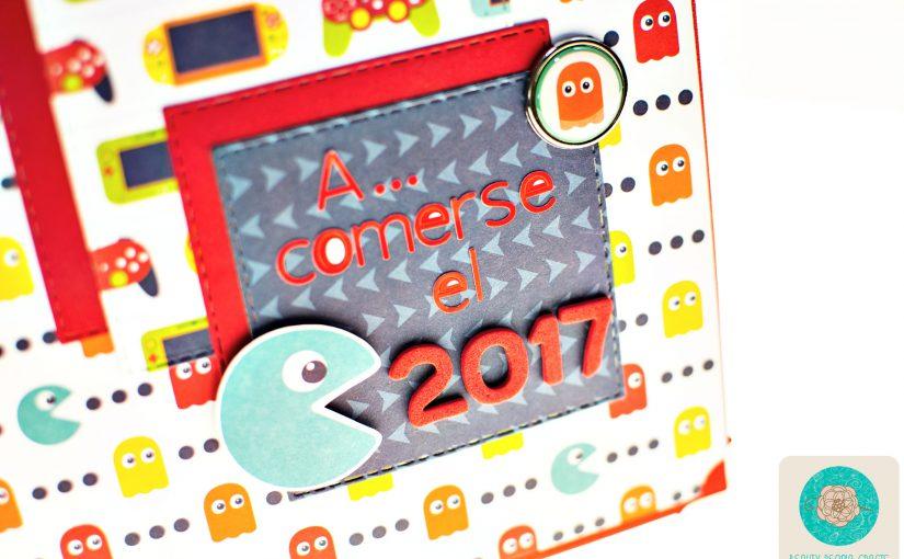 Una agenda para comerse el 2017
