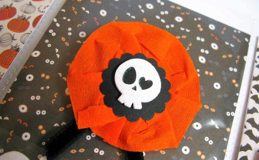"""Snailmail"" de Halloween para Galia"
