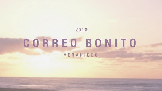 2ª Edición #correobonitoveraniego