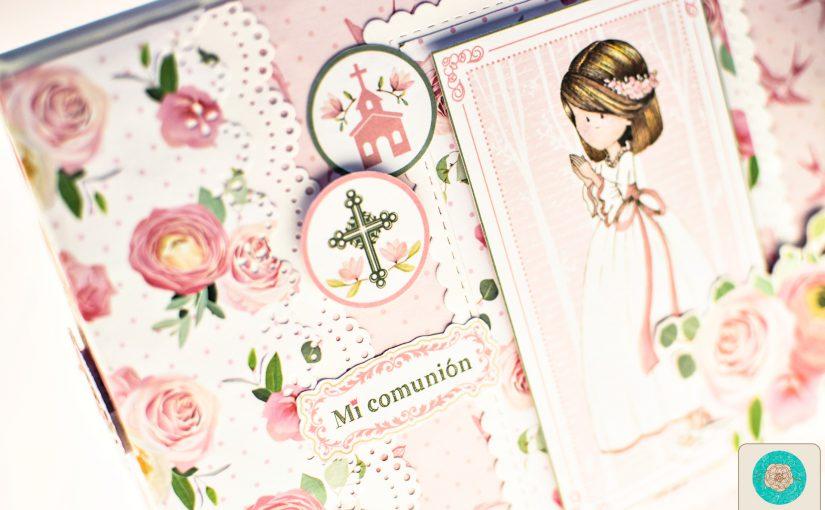 El álbum para la primera comunión de Irene | Dayka