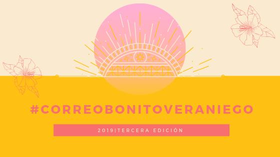 #correobonitoveraniego | 2019