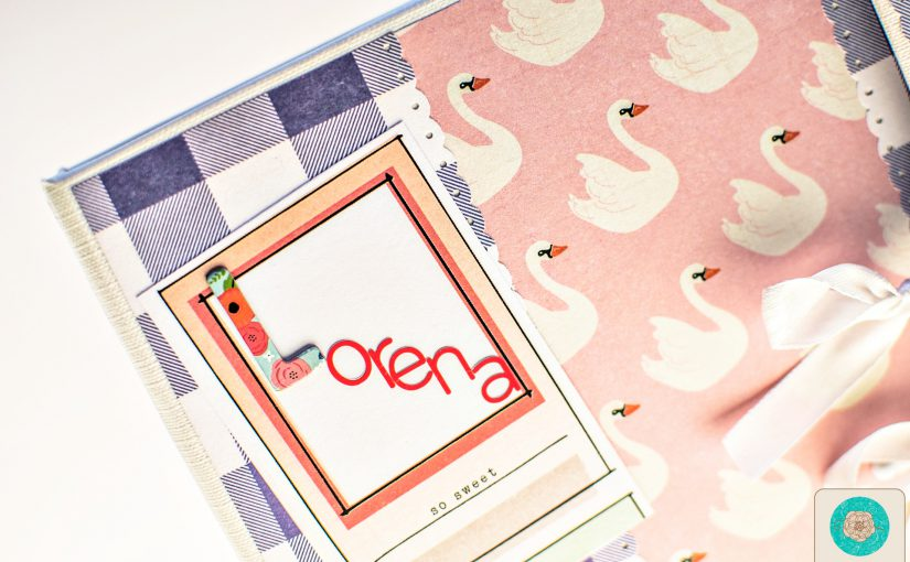 Un cuaderno especial para Lorena