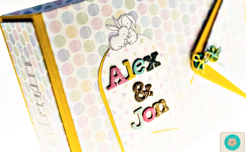 El álbum de Alex & Jon | Papers for you