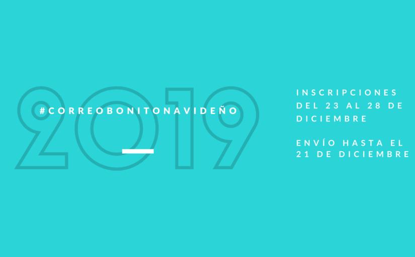 #CORREOBONITONAVIDEÑO | 2019